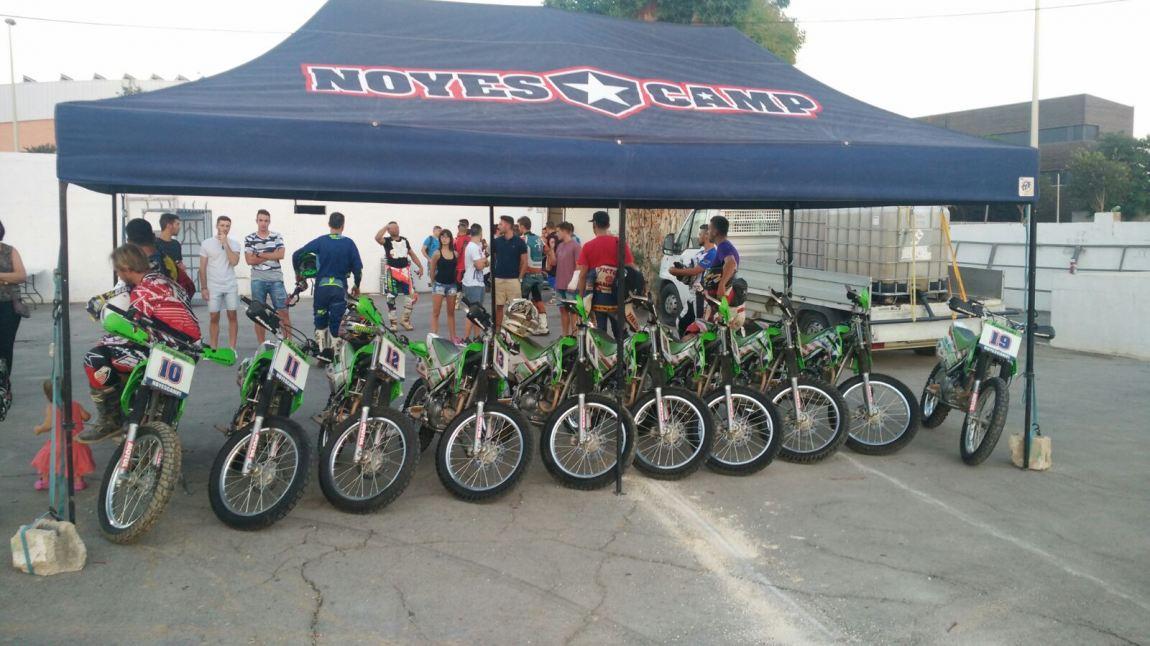NOYES CAMP EN GATA DE GORGOS