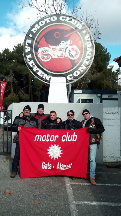 MOTORCLUB GATA A LA LEYENDA CONTINUA 2017